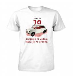 Majica za 70 let, Bel Fičo