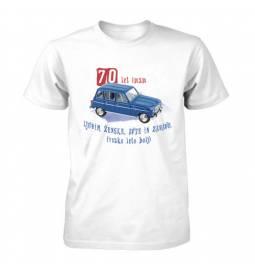 Majica za 70 let, Katrca