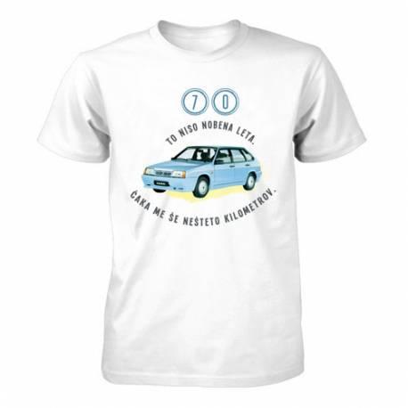 Majica za 70 let, Lada Samara