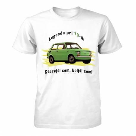 Majica za 70 let, Bolha