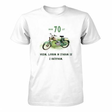 Majica za 70 let, Zelen motor