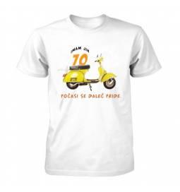 Majica za 70 let, Vespa