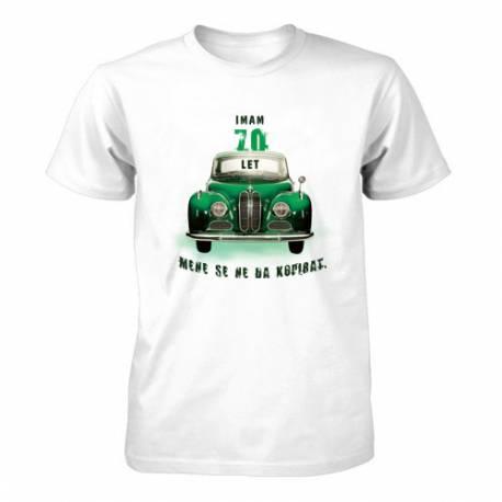 Majica za 70 let, Ne da kopirat