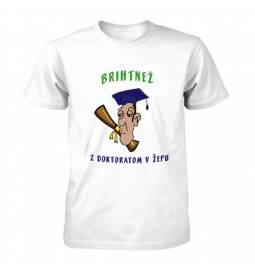 Majica Z doktoratom v žepu