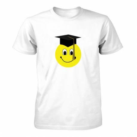 Majica Maturantska kapa in smejko