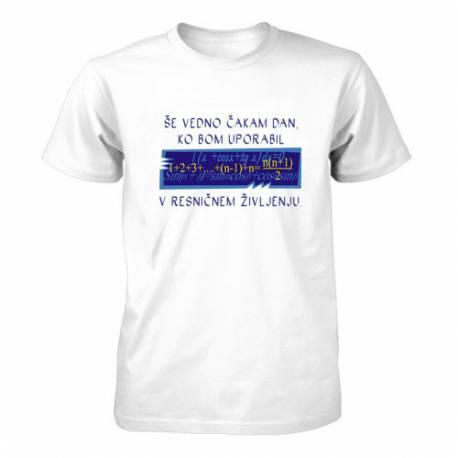 Majica Prave enačbe