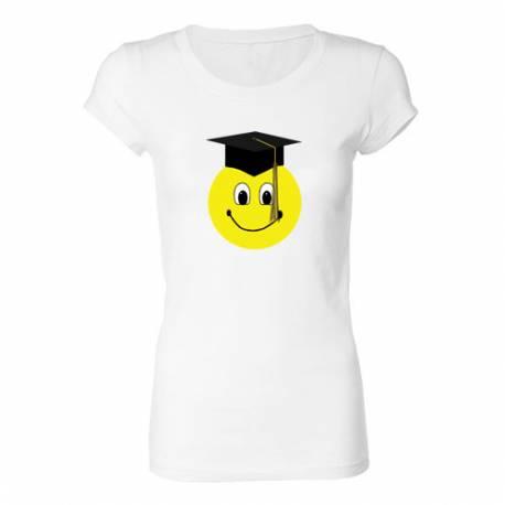 Ženska majica Smejko s kapo