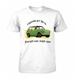 Majica za 30 let, Zelena bolhca