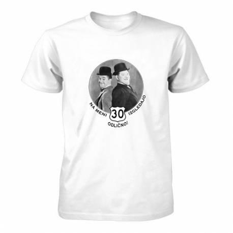 Majica za 30 let, Na meni izgledajo odlično