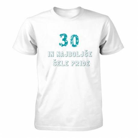 Majica za 30 let, Najboljše šele pride