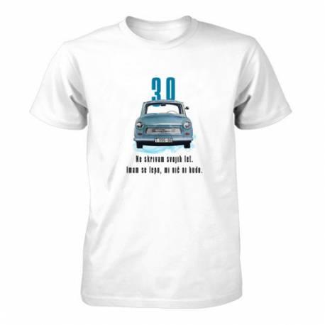 Majica za 30 let, Trabant
