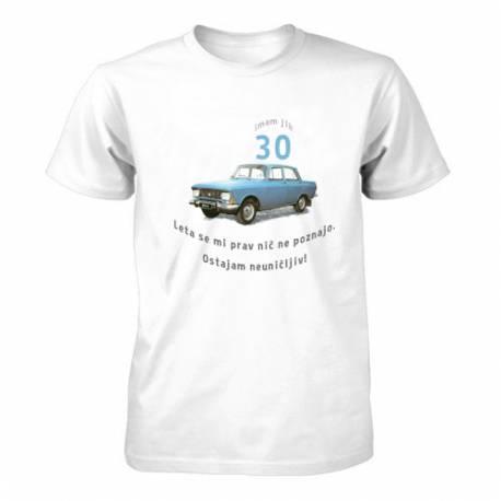 Majica za 30 let, Ostajam neuničljiv-Moskvitc