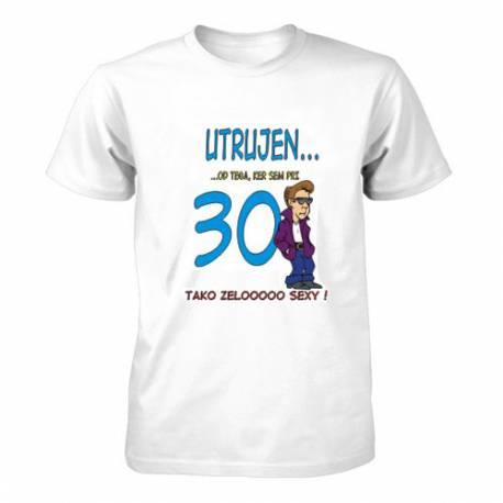 Majica za 30 let, Utrujen, ker sem seksi