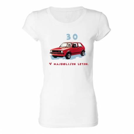Ženska majica za 30 let, V najboljših letih