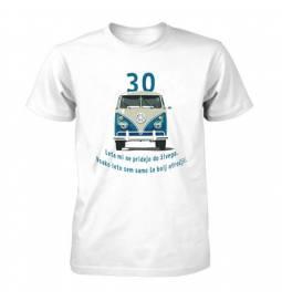 Majica za 30 let, Leta mi ne pridejo do živega