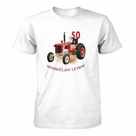Majica za 50 let, Traktor-neuničljiv letnik