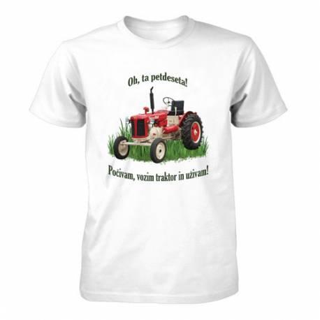 Majica za 50 let, Oh ta petdeseta