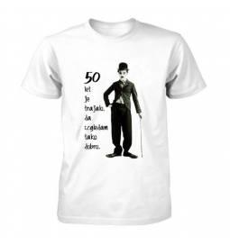 Majica za 50 let, 50 let je trajalo