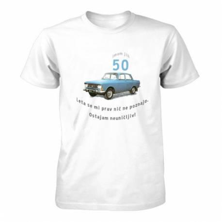 Majica za 50 let, Ostajam neuničljiv