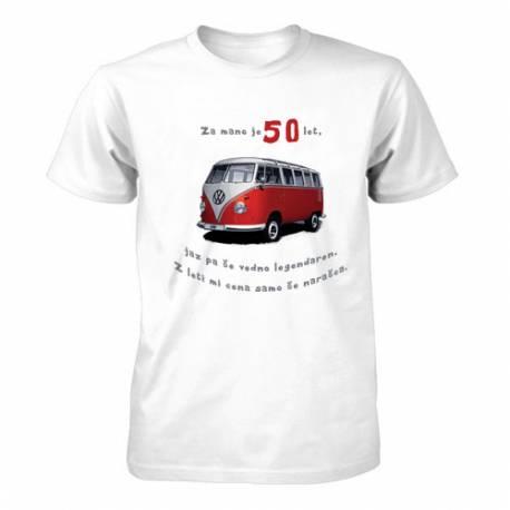 Majica za 50 let, Še vedno legendaren