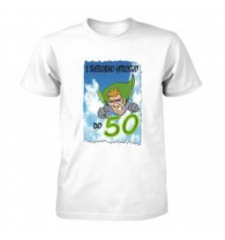 Majica za 50 let, S svetlobno hitrostjo