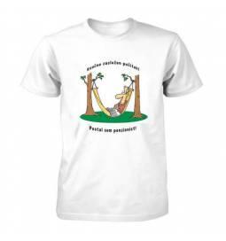Majica za upokojitev, Zaslužen počitek