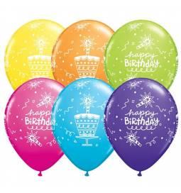 Baloni za rojstni dan, Birthday Cake