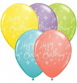 Baloni za rojstni dan, Elegant Sparkles