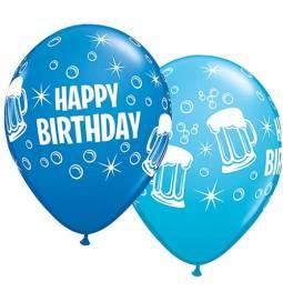 Baloni za rojstni dan, Birthday Beer, 25/1