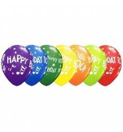 Baloni za rojstni dan, Birthday Music