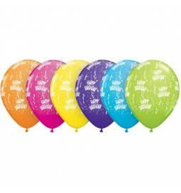 Baloni za rojstni dan, HB tropical 10/1