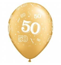 Zlati baloni za 50 let, 25/1