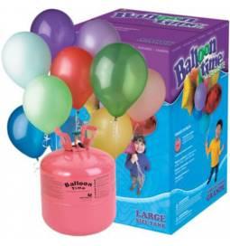 Set helij baloni in trakovi