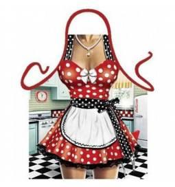 Predpasnik Sexy Maid
