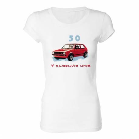 Ženska majica za 50 let, V najboljših letih