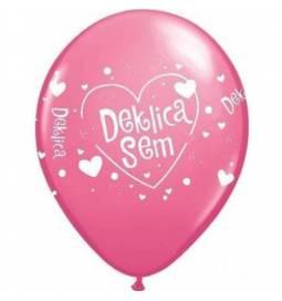 Baloni za rojstvo 25/1, Rose Deklica sem