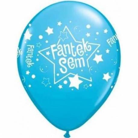 Baloni za rojstvo 10/1, Robins Egg Fantek sem