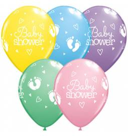 Baloni za rojstvo 10/1, Baby Shower Lunca
