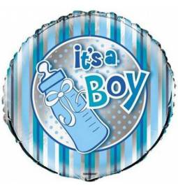 Balon za rojstvo, Boy Bottle