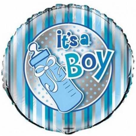 Balon za rojstvo, Boy Bottle