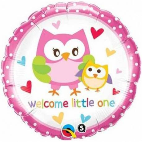 Balon za rojstvo, Roza sovica