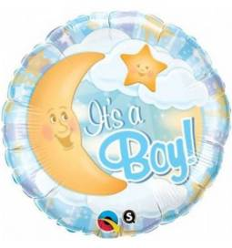 Balon za rojstvo, Its a Boy Mesec