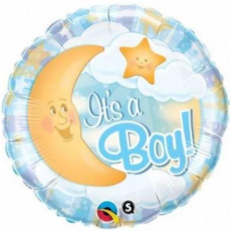 Balon za rojstvo, Its a Boy Mesec