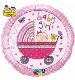 Balon za rojstvo, Girl Rachel Ellen