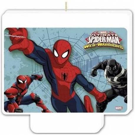 Svečka Spiderman