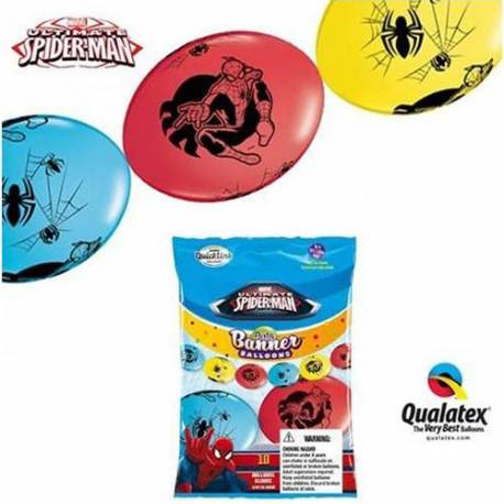 Veriga baloni Spiderman, 25/1