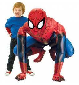 Airwalker balon Spiderman