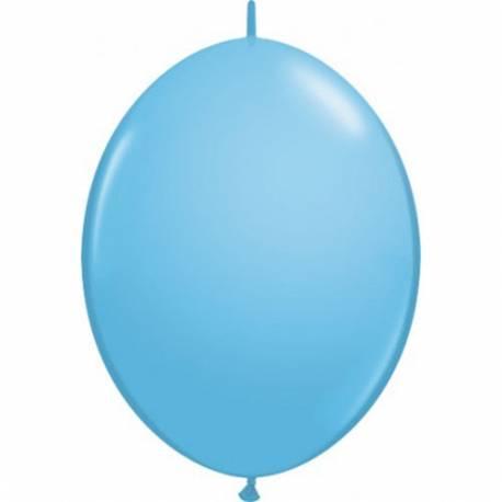 Svetlo modri veriga baloni 25/1