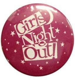 Priponka Girls Night Out za dekliščino