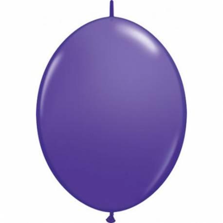 Temno vijolični veriga baloni 10/1